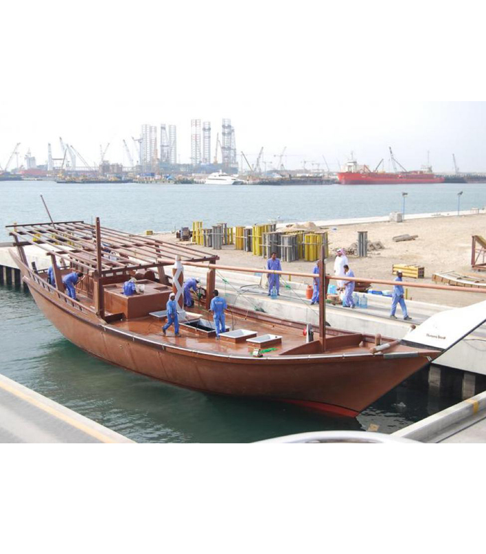 IMG was awarded a contract of renovation of 14 Fishing Boats at Jizan, Saudi Arabia