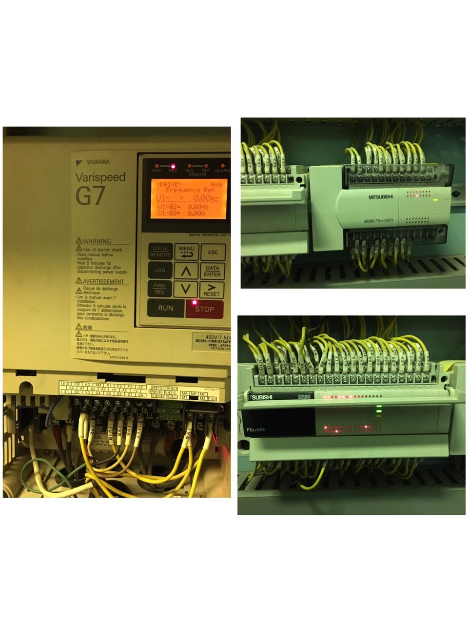 Elevator Variable Frequency Drive Configuration and Tuning at Dubai