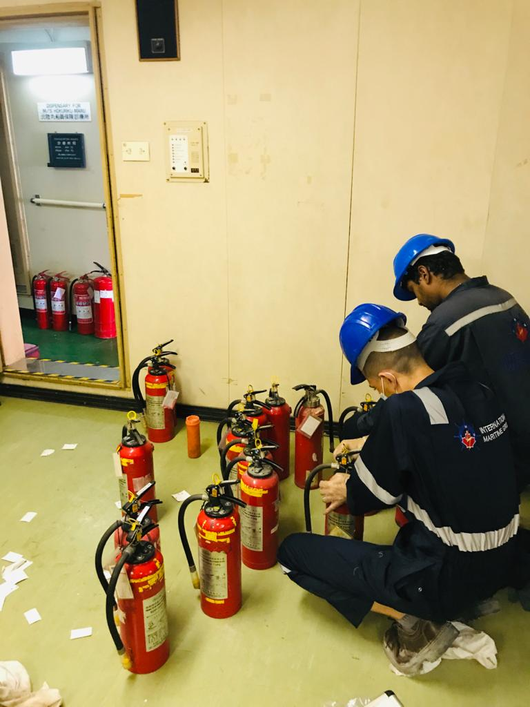 LSA & FFE Servicing at Ras Al Khaimah