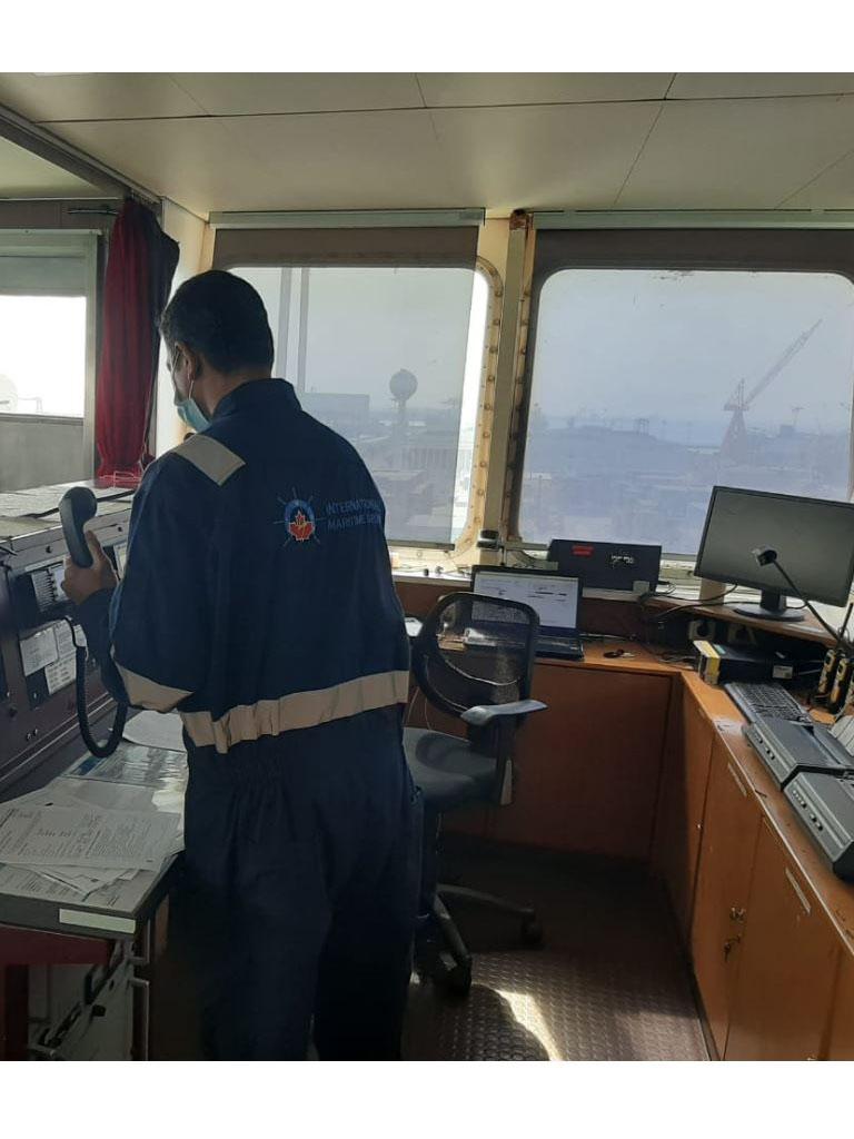 Radio Survey at Jeddah