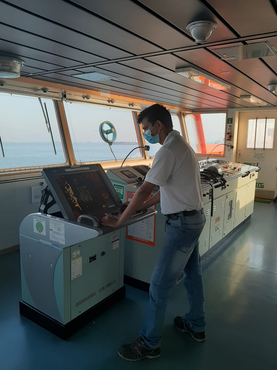 Radio Survey at Fujairah,UAE